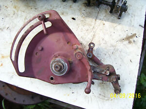 Vintage Allis Chalmers 5040 Diesel Tractor 3 Point Lift Lever Support 1980