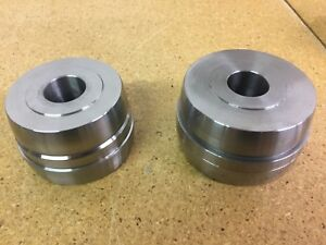 Ammco 9233 9195 9196 109100 Double Taper Brake Lathe Adapter Set 2 Piece