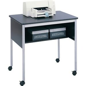 Safco Printer Stand 1874bl