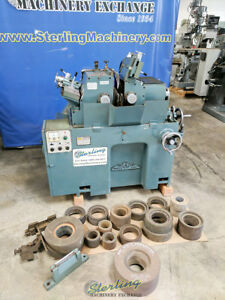 1 1 4 Used Supertec Centerless Grinder Stc 12 A4635