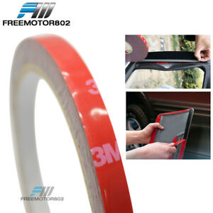 3m Double Sided Strong Adhesive Tape Acrylic Foam 90 Inch L 0 3 Inch W 10 Roll
