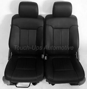 2013 2014 Ford F 150 Xlt Supercrew Katzkin Leather Seat Covers Replacement Kit