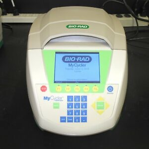 Bio rad Mycycler 96 Well Pcr Thermal Cycler For Parts Or Repair