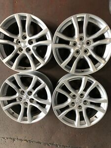 Chevy 2013 2014 Camaro 18 Inch Oem 5x120 Bolt Pattern 9599047 Wheels