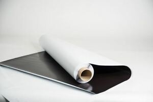 Drytac Magnetic Sheeting With Adhesive Multi purpose Magnetic Sheeting With A Pr