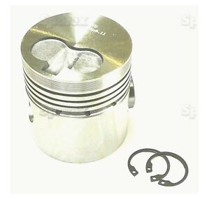 60295 Piston With Pin 85mm Ford 1910 2110 Tractor