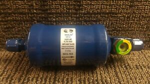 163 Liquid Line Filter Drier With Sight Glass flare Box Of 25
