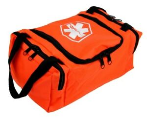 Empty First Responder Bag orange Sold In Case Of 10
