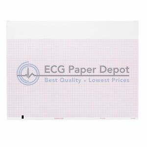 Ecg Ekg Thermal Paper Recording Machines Welch Allyn 94018 0000 Cp 10