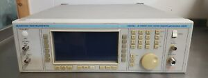 Marconi Instruments 2041 10 Khz To 2 7 Ghz Signal Generator Calibrated 30 4 18 V