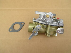 Zenith Style Carburetor For Ih International Farmall Av Av 1 B Bn C Super A A 1