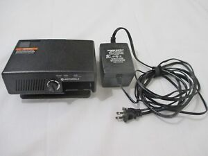 Motorola Minitor V Pager Amplified Charger Base Station Complete Rln5869b