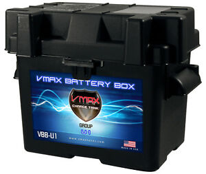 Vmax Marine Trolling Motor Home Battery Box U1 Box