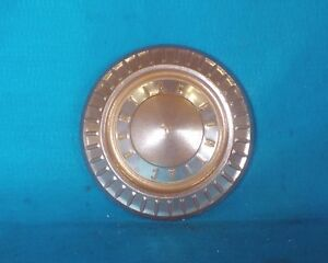 1961 1962 Pontiac Dog Dish Poverty Wheel Cover Hubcap 10 1 Pc Used Oem Muscle