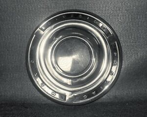 1962 1963 Pontiac Tempest Dog Dish Poverty Wheel Cover Hubcap 9 1 2 Used Oem