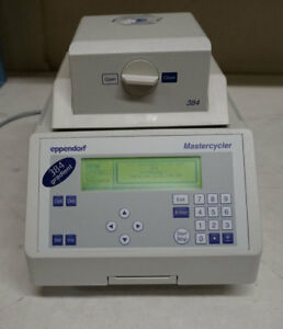 Eppendorf Mastercycler 384 Gradient Thermal Cycler Model 5334
