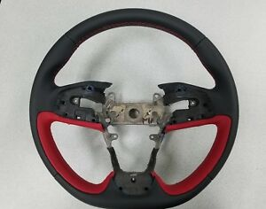 Genuine Honda Civic Type R Steering Wheel 78501 tgh a90za