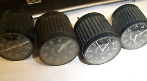 4 Lot Bourns 100k Knobpot Potentiometer Pot 3640s 1 104 r2