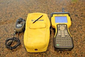 Trimble Tsc2 Gps Gnss Robotic Total Station Collector W Access 2 4ghz Roads