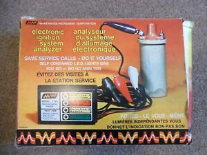 7162 Make Waves Instrument Corp Williamsville N Y Electronic Ignition Analyzer