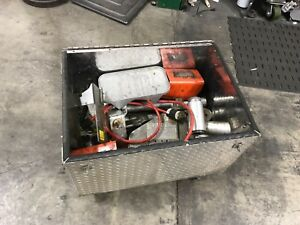 Victaulic Ve 262 W Metal Case On Wheels Roll Groover