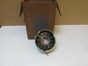Nos 19 67 Ford Thunderbird Clock T bird Tested And Working