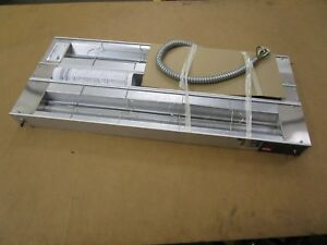 Hatco Grah 36d 36 Glo Ray Infrared Strip Heater Food Warmer 120v 1ph 1600w