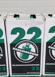 R22 Refrigerant 30 Lb New Freon R 22 New Sealed Usa Made Fast Shipping