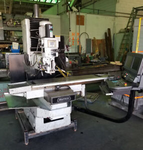 Hurco Hawk 40 ssm Cnc Vertical Mill