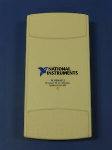 National Instruments Usb 6212 Data Acquisition Card Ni Daq Multifunction