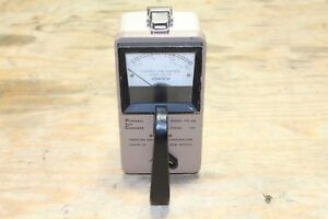 Eberline Pic 6b Ion Chamber Radiation Meter Geiger S n 133