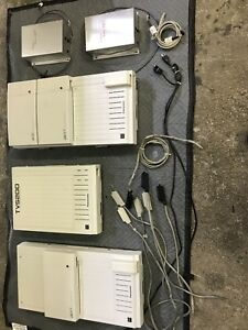 Panasonic D1232 Phone System With Tvs200