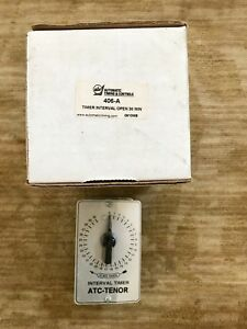 Atc400 Interval Timer Automatic Timing Control