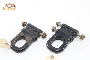 2003 2009 Hummer H2 Front Tow Hooks Hook Left Right Pair Set Of 2 Oem