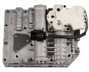 Cd4e Mazda Ford Valve Body And Solenoid Block 1998 Up