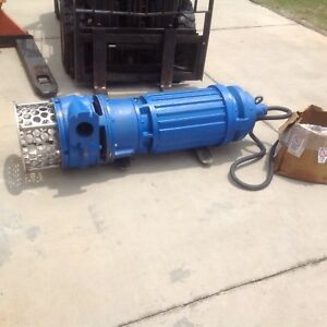 Eliminator Slurry Pump 900 Gpm 95 Head 75 Hp See Pictures