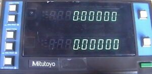 Mitutoyo Arc 5701w Digital Dial Electronic Readout A counter Indicator 164 770 5