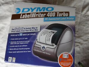 New In The Box Dymo Labelwriter 400 Turbo Pc Connected Label Printer