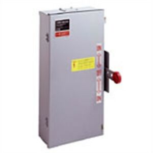30 Amp Safety Switch Double Throw