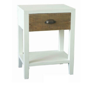 Urban Port Sophisticated White Cabinet