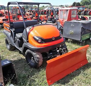 Genuine Kubota 2014 Rtv400 Rtv400ci Utility Vehicle Dump V4308a Snow Blade