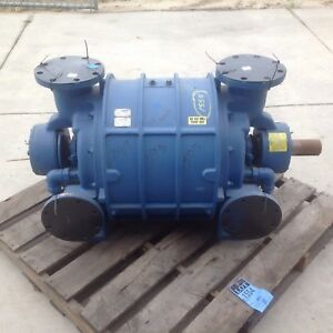 Nash Gardner Denver Cl 1003 Liquid Ring Vacuum Pump