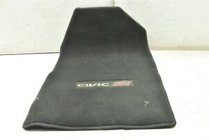 2002 2005 Honda Civic Si Carpet Floor Mat Front Rear Set Hatchback Oem 02 05
