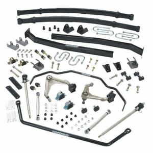 Hotchkis 80112 Suspension Kit Tvs Kit Mopar cuda Front And Rear