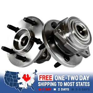 2 Front Wheel Hub Bearing Assembly For 2002 2003 2004 2005 Jeep Liberty Non Abs