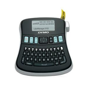 Dymo Labelmanager 210d All Purpose Label Maker With Large Display And Qwerty