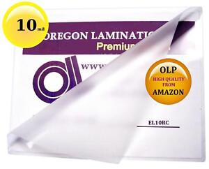 10 Mil Menu Laminating Pouches 12 X 18 Qty 50 12x18