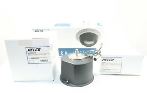 New Pelco Sd53tc f1 Spectra Iii Indoor Camera System W In ceiling Mount