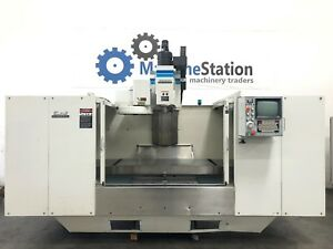 Fadal Vmc 6030 Ht Vertical Machining Center Cnc Mill 907 1 Haas Vf 6