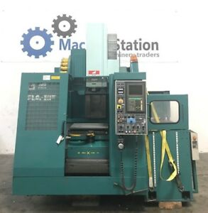 Matsuura Ra iif Cnc Vertical Machining Center W pallet Changer Cnc Mill Vmc Ra2f